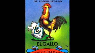 EL GALLO  - UNDER SIDE 821