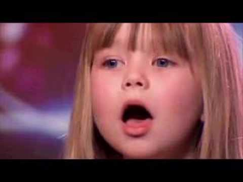 Young Britain's Got Talent Connie Talbot