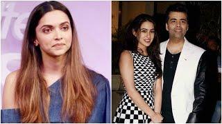 Deepika Chose To Stay Mum On Her Relation Statu...