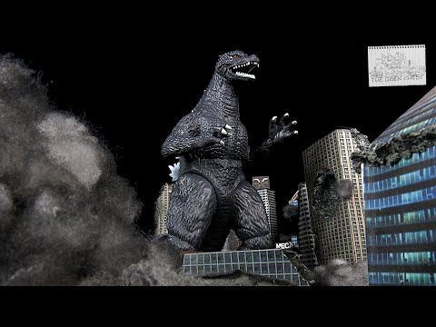 Playmates Godzilla 2004 (Final Wars) - 11 Inch Large Kaiju Figure Review