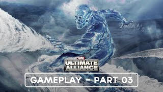 Marvel Ultimate Alliance - Part 3 - Soldiers and Dragons