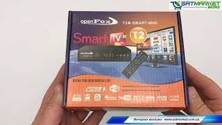 видео обзор Open Fox T2M SMART MINI