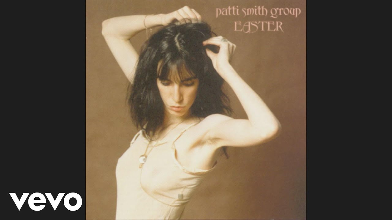 Patti Smith Group Because The Night Official Audio