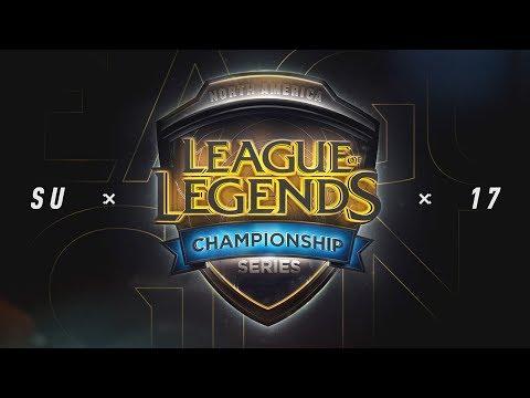 NA LCS Summer 2017 - Week 5 Day 2: TSM vs. IMT | DIG vs. FLY (NALCS1)