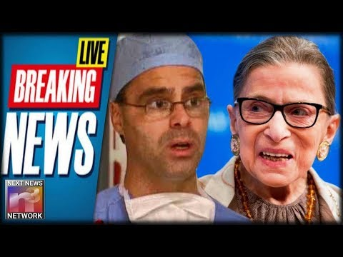 BREAKING: CANCER STRIKES JUSTICE GINSBURG, MASSIVE GROWTH REMOVED FROM LUNGS, TRUMP PREPS NEXT PICK!