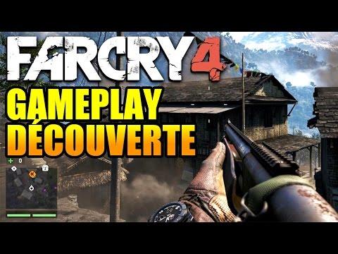Far Cry 4 : Gameplay Découverte en live