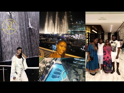 Dubai Vlog| Fenty Launch| Hotel Atana Dubai| Dessert Safari| Atlantis the Palm