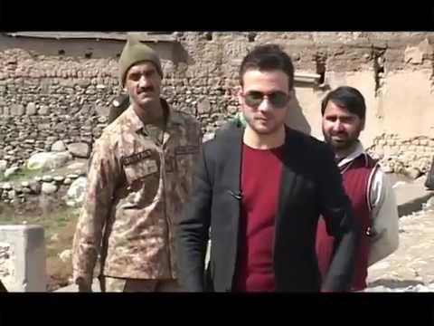 Kunar Fights and Pakistan promo: Wali Arian ولی آرین
