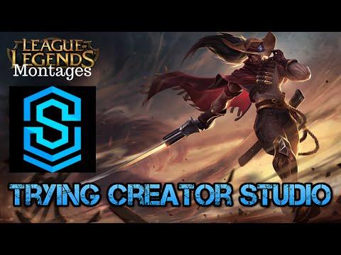 League of Legends - Trying Creator Studio