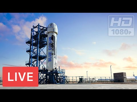 WATCH LIVE: Blue Origin to Launch New Shepard 4 rocket NS-15 suborbital flight @11:56am ET