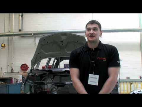 Ross Varnam - Engineering Apprenticeship