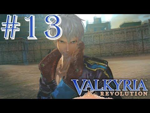 Valkyria Revolution - Chapter 2 - Part 13 - Grand General Maxim Boss Battle