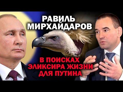 Бессмертный в Кремле / #ЗАУГЛОМ #ПУТИН #Аллоплант #МУЛДАШЕВ #УГЛАНОВ