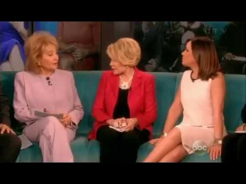 """Joan & Melissa: Joan Nose Best!,""on the View's interview"