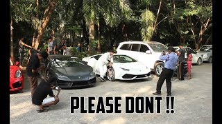NEVER do this when you see a Lamborghini next time