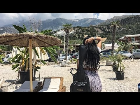 Performing abroad at Havana Beach Bar in Dhermi , Albania! | GGP Travel Vlog