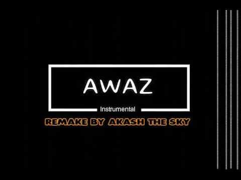 Mc Flo - Awaz Instrumental (Remake by Akash The Sky)