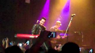 Andy Grammer - Fine By Me - Highline Ballroom - Feb. 10, 2012 #finebymenyc
