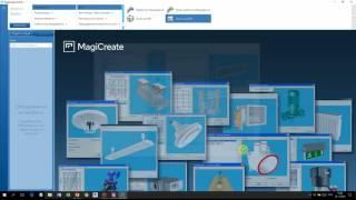 Создание оборудования в программе MagiCreate