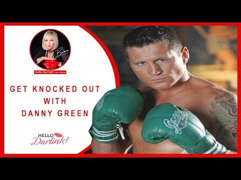 Knock out interview with Danny Green
