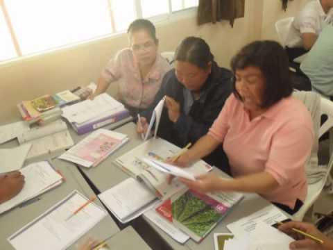 การอบรมการทำแผนการจัดการเรียนรู้ 10 ธ ค 2556 รร