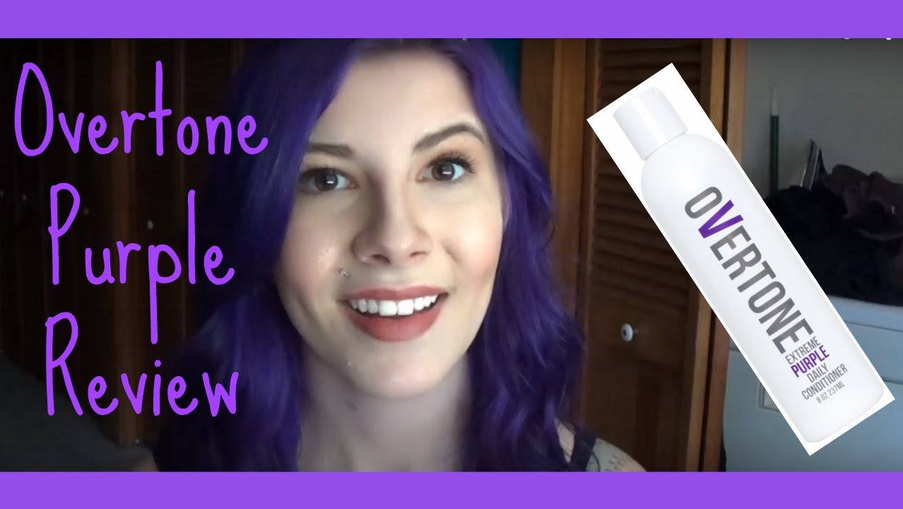 Overtone Purple Review! - YouTube