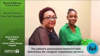 Blood and Marrow Transplant Basics