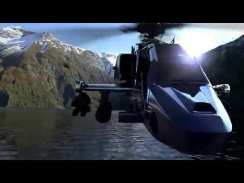 Тест видео HD - Blu-Ray 1920x1080
