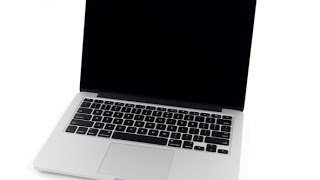Ремонт Apple Macbook Pro Retina A1502 - чистка системы охлаждения.