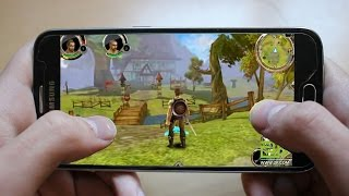 Top 5 Best Open World Games For Android & IOS 2017 | High Graphics