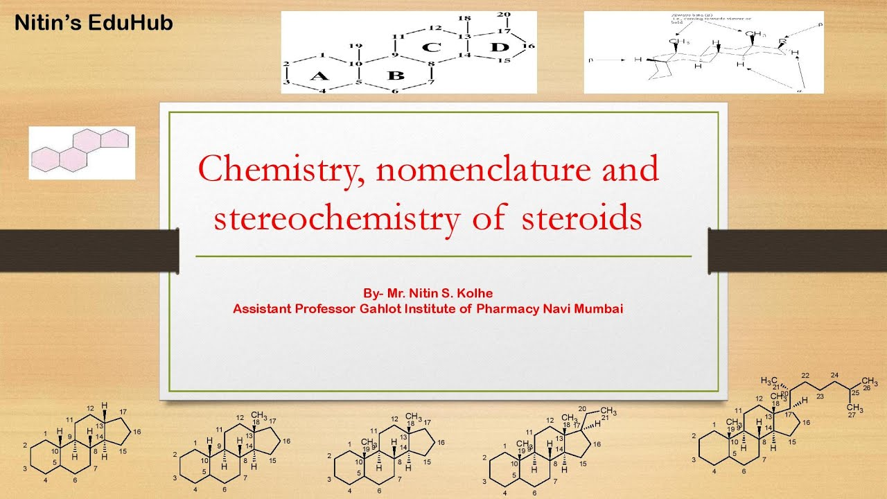 Stereochemistry of steroids steroids mechanism of action