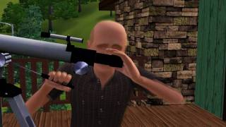Dr. Doodad and the Nosy Neighbor - Sims 3 Short Film