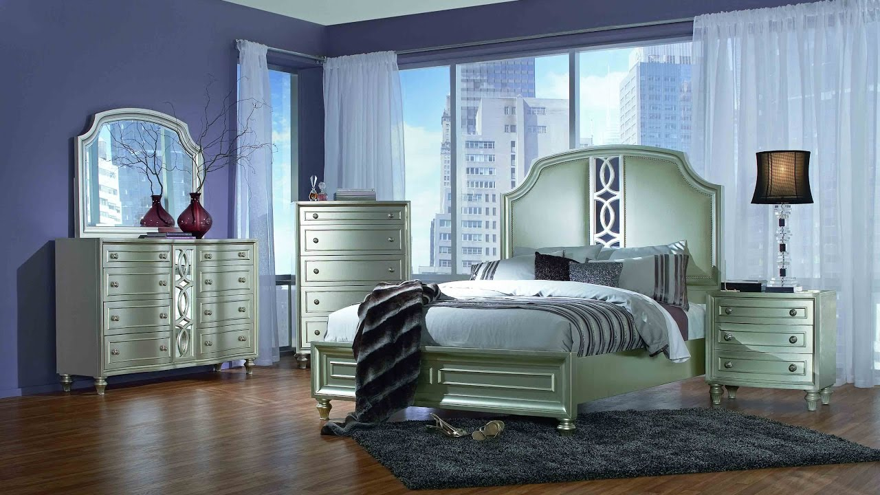 B481 Bedroom Collection By Avalon Furniture