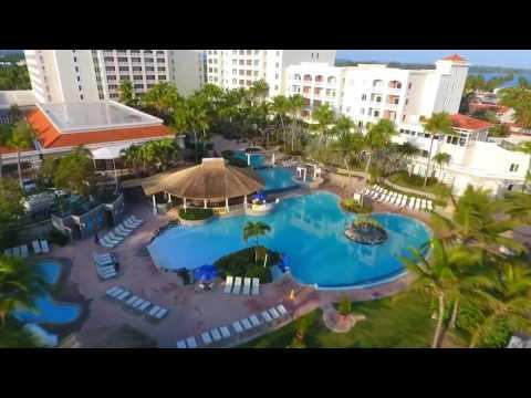 Embassy Suites by Hilton. Dorado del Mar Beach Resort, Puerto Rico