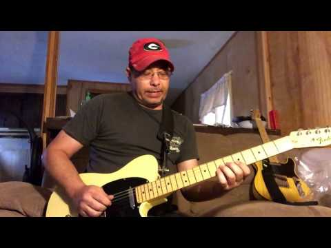 Fender American Special with G/Bender and review of the Fender Telecaster Elite