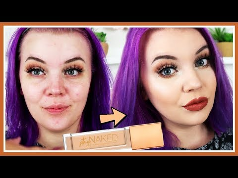 Honest Review: Stay Naked Foundation + Wear Test thumbnail