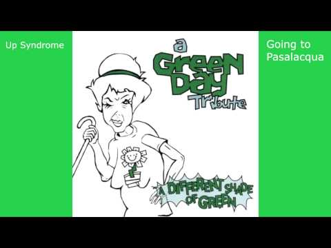 A Green Day Tribute - A Different Shade of Green  (Full album)