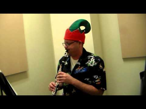 The Twelve Days of Christmas  Piano, Strings and Clarinet