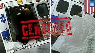 Копа, поймавшего своего босса за сексом в скорой, уволили
