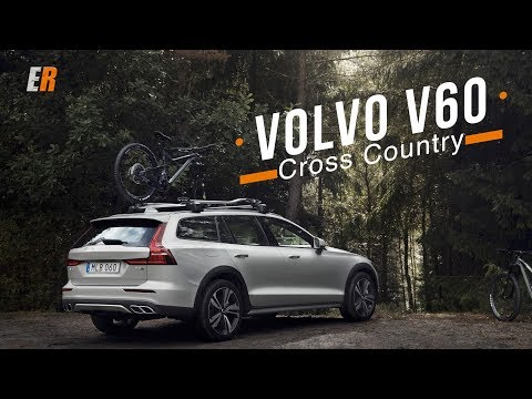 2019 Volvo V60 Cross Country / T8 Twin-Engine Review - The Best of All Worlds