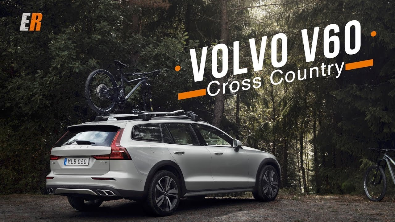 Volvo V60 Cross Country >> 2019 Volvo V60 Cross Country T8 Twin Engine Review The Best Of All Worlds