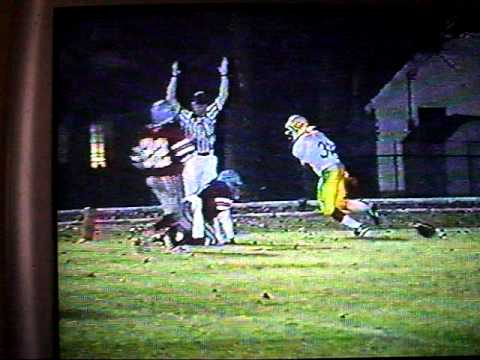 Broadmoor Football 1997 playoffs beat Carroll