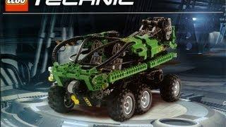 LEGO Technic 8446 Monster Crane Truck - Set Review