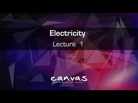 Electricity Class 10 : Lecture 1 | CBSE | NCERT