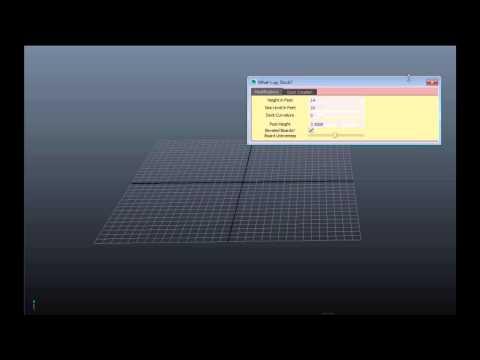 Python Dock Creator Script