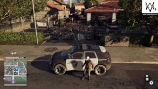 Police station location in Watch Dogs 2!
