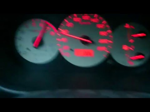Honda Civic Sport EP2 D16V1 onboard after head porting 4-2-1 V-TEC