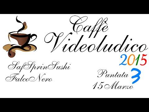 Caffè Videoludico 2015 puntata 3 - Rottamazione