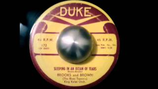 Brooks and Brown- Sleeping in an Ocean of Tears- Duke