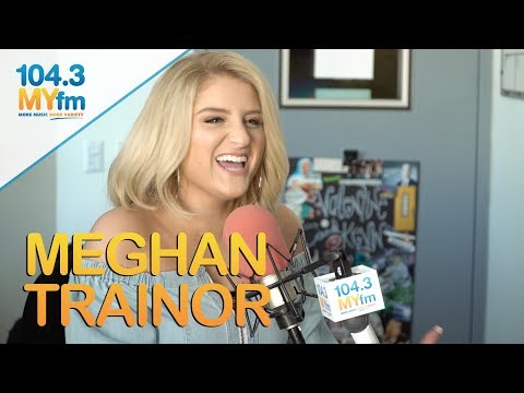 Meghan Trainor Talks Her New Single 'No Excuses', Her Recent Engagement, New Album, The Four & More!